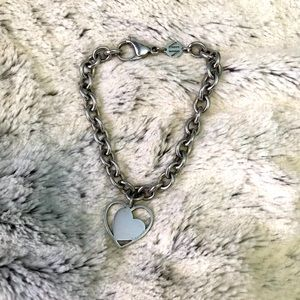 Nomination chain link heart Bracelet